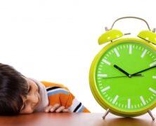 Időgazdálkodás gyerekeknek