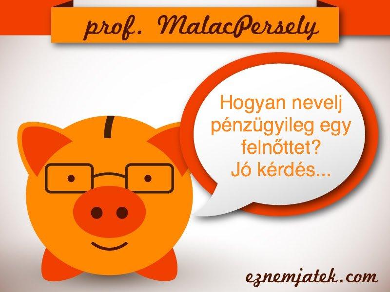 foto: saját montázs Professzor MalacPersely új arcáért köszönet a mydentity.hu-nak!