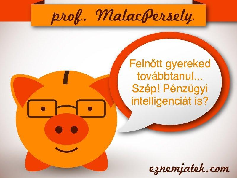 foto: saját montázs Professzor MalacPersely új desingja: mydentity.hu