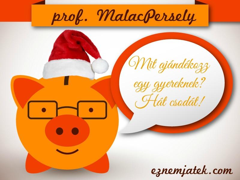 Te mit szeretnél karácsonyra? Mi mást? Hát csodát!