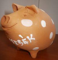 A Pénzmesék Zsozsó malaca a kisebbeknek kiváló a zsebpénz gyűjtésére.