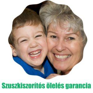 Játék, karácsony, család - és pénzügyi nevelés szuszkiszorítós ölelés garanciával