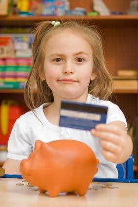 Bankkártya a gyereknek?